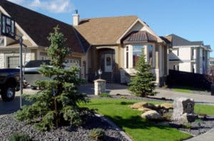 Landscaping Edmonton - OutdoorSpace